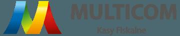 MULTICOM – sprzedajemy kasy fiskalne i drukarki fiskalne Posnet. Autoryzowany serwis kas fiskalnych. Logo