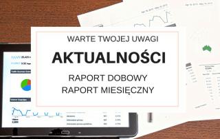 Raport dobowy i raport miesięczny